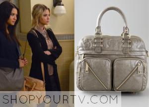 Pretty Little Liars: Season 3 Episode 22 Hanna's Asymmetrical Zip Pocket Bag