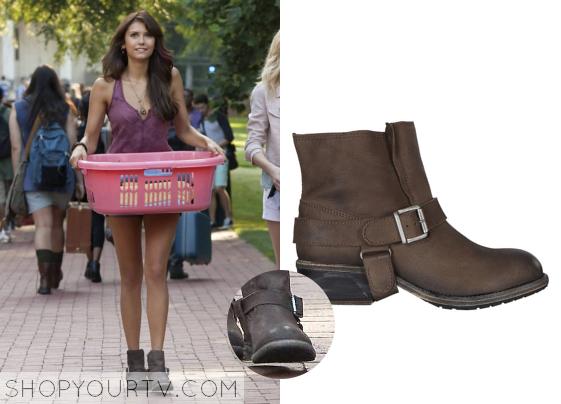 Elena gilbert boots