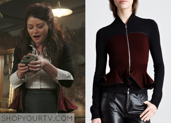 Once Upon a Time: Season 3 Episode 7 Belle's Colorblock ...