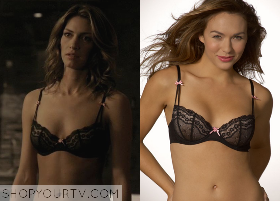 ae7c833a6e It is the Betsey Johnson Eyelet Lace 3 Section Foam Demi Bra. Buy it HERE  for  48