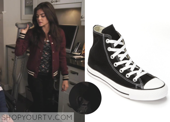 835d9c25dce473 They are the Converse Chuck Taylor All Star Canvas High Top Sneakers. Buy  them HERE for  54.95