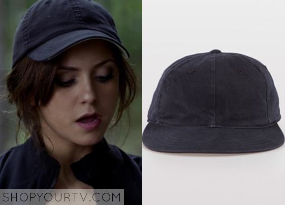 The Vampire Diaries  Season 5 Episode 10 Katherine s Baseball Cap ... 3ea7ca70bac