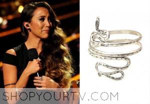 The X Factor: Season 3 Sierra's Snake Bracelet