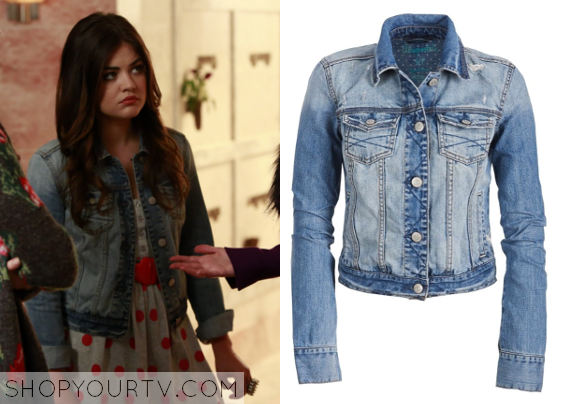 Shop Your TV: Pretty Little Liars: Season 4 Episode 14 Aria's ...