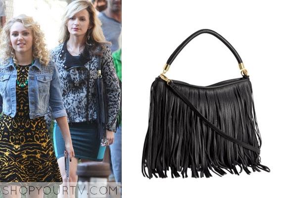 it is The H&m Fringe Handbag