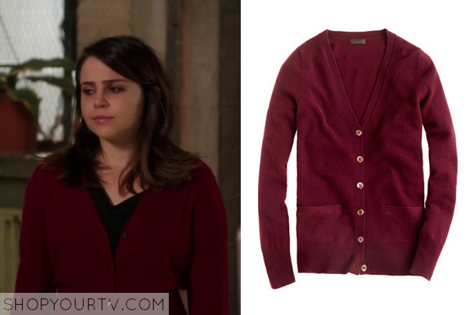 Shop Your TV: Parenthood: Season 5 Episode 12 Amber's Red V Neck ...