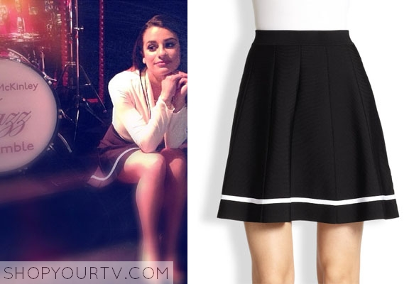 Rachel Berry Fashion, Clothes, Style and Wardrobe worn on TV