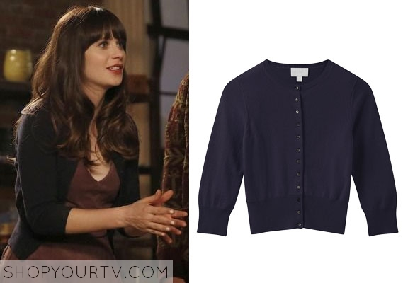 Shop Your TV: New Girl New Girl: Season 3 Episode 15 Jess' Navy ...