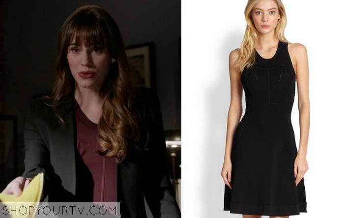 Charlotte grayson black dress