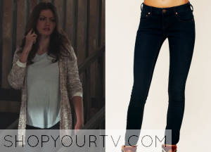 The Originals: Season 1 Episode 14 Hayley's Dark Skinny Jeans