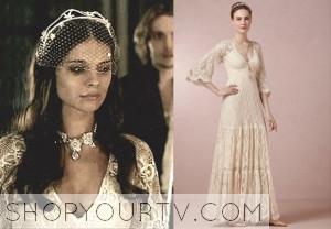 Reign: Season 1 Episode 16 Kenna's Wedding Gown