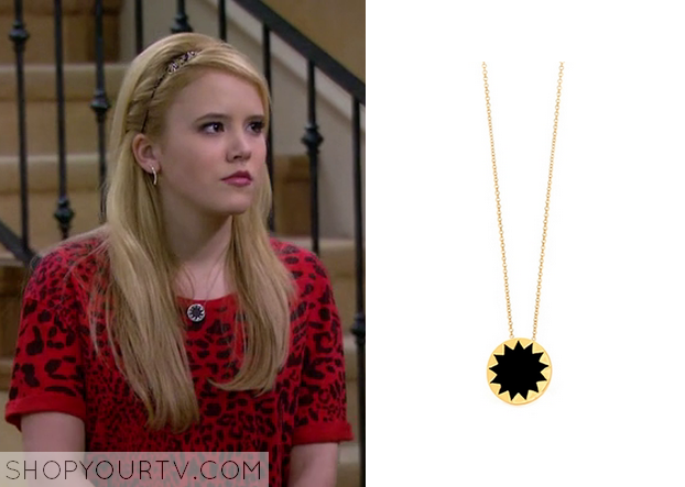 Page 754 shop your tv melissa and joey season 3 episode 23 lennoxs circle necklace mozeypictures Image collections