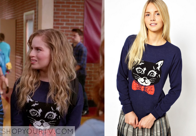 lisacatsweater
