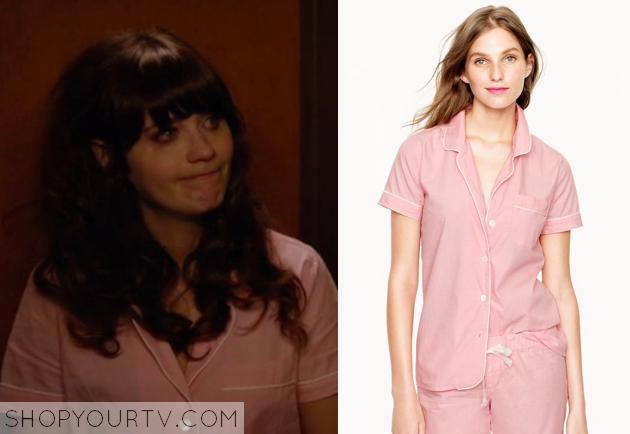 New Girl  Season 3 Episode 20 Jess s Pink Pajamas  c8c33aa2e