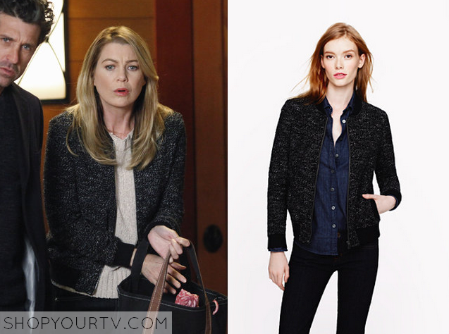 meredith gray fashion