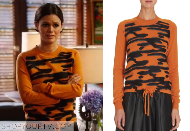 Shop Your TV: Hart of Dixie: Season 3 Episode 19 Zoe's Orange and ...