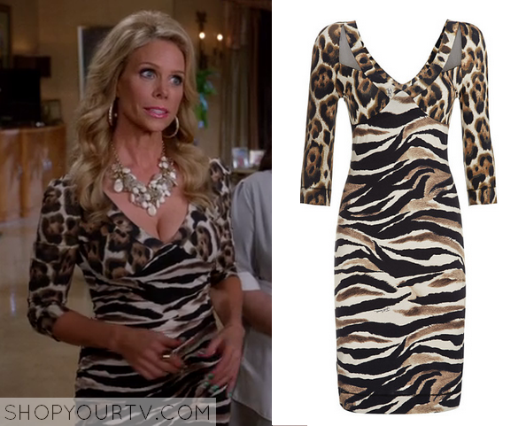 Dallas Royce Fashion Clothes Style And Wardrobe Worn On Tv Shows