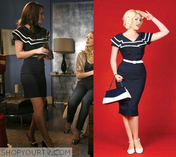 blair sailor dress