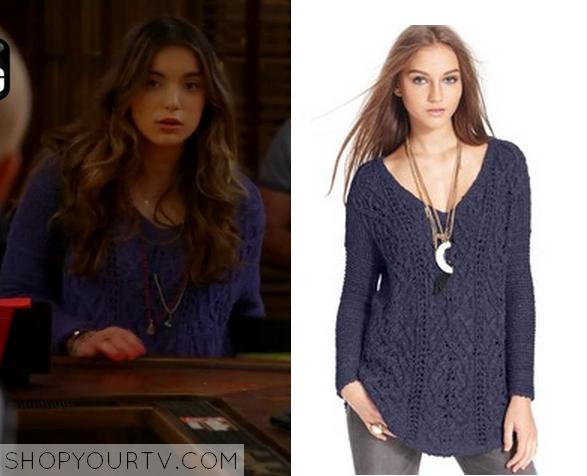 blueknitsweater