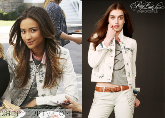 Shop Your TV: Pretty Little Liars: Season 5 Episode 4 Emily's ...