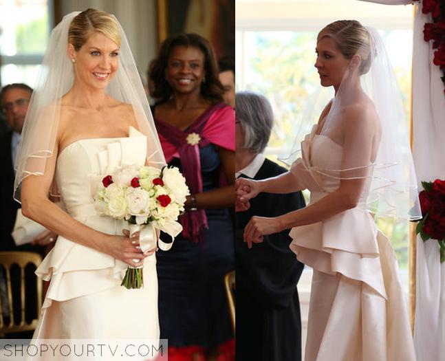 1600 Penn: Season 1 Episode 13 Emily's Wedding Dress | Shop Your TV