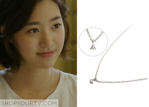 Song Jae Hee's Necklace