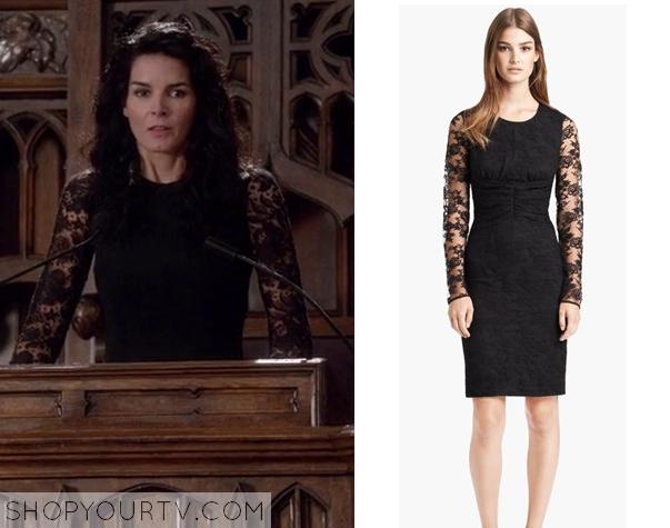 jane funeral dress