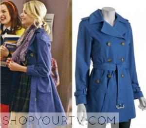 Gossip Girl: Season 1 Episode 15 Jenny's Blue Coat