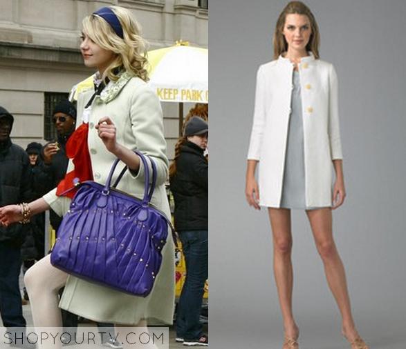 jenny white coat