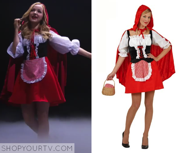 Liv \u0026 Maddie: Season 1 Episode 20 Liv\u2019s Little Red Riding Hood Costume \u2013 Shop Your TV