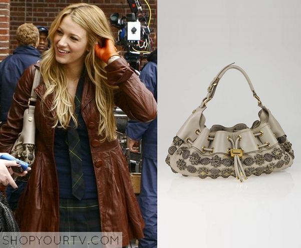 serena embellished bag