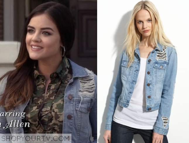 Shop Your TV: Pretty Little Liars: Season 5 Episode 8 Aria's ...