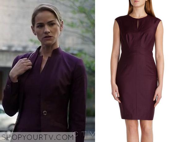 emily purple dress