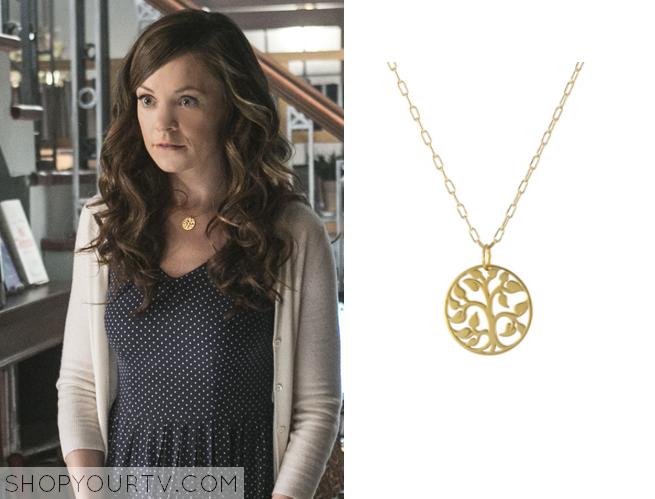 ingrid tree necklace