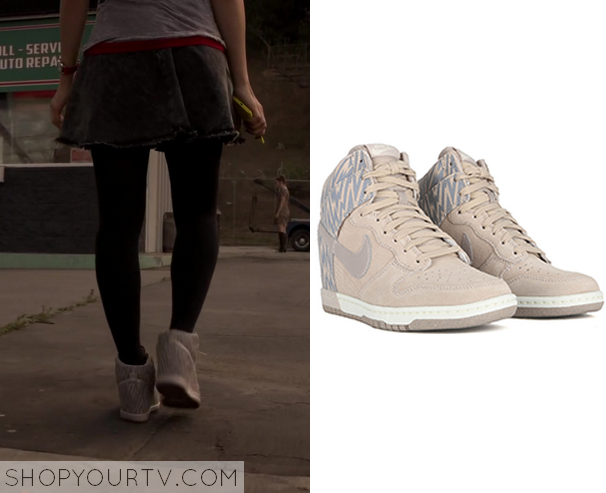 Dylan Sprayberry Nike Shoes