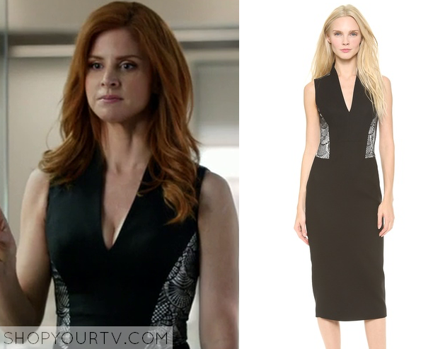 Donna Paulsen Fashion Clothes Style And Wardrobe Worn On Tv Shows