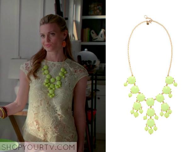 paige bubble necklace