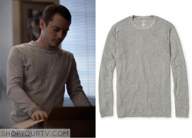 ryan grey sweater