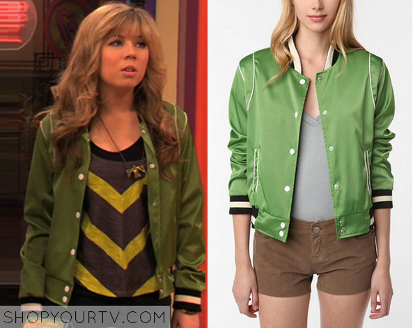 iCarly Fashion, Clothes, Style and Wardrobe worn on TV Shows