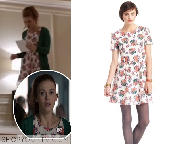 [!] Lydia Martin Floral Dress
