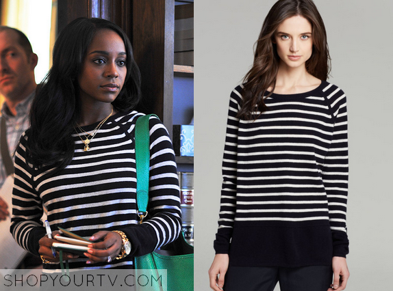 Shop your tv how to get away with murder season 1 episode 1 shop your tv how to get away with murder season 1 episode 1 michaelas black stripe sweatshirt ccuart Images