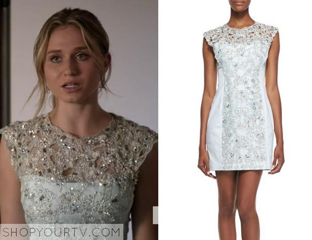 amy beaded dress