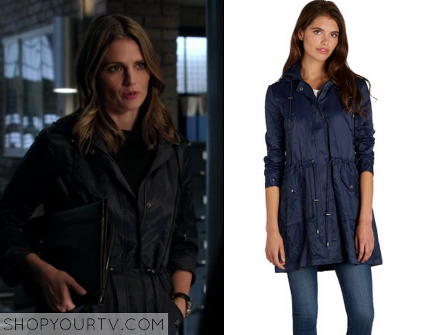 Kate Beckett Fashion, Clothes, Style and Wardrobe worn on TV Shows