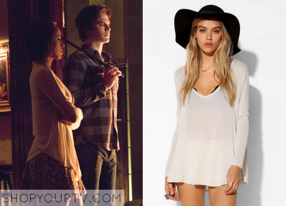 The Vampire Diaries: Season 6 Episode 3 Bonnie's Distressed