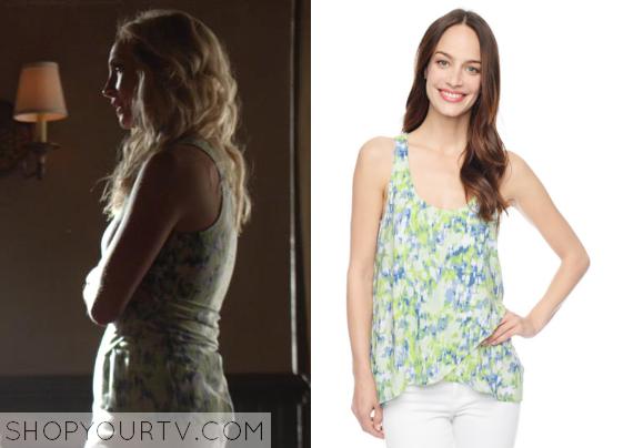 The Vampire Diaries: Season 6 Episode 3 Caroline's Tie-Dye