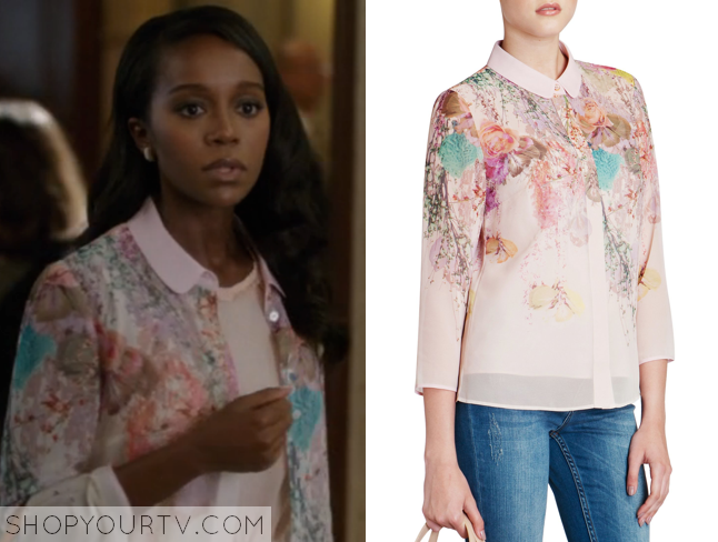 Shop your tv how to get away with murder season 1 episode 3 shop your tv how to get away with murder season 1 episode 3 michaelas floral shirt ccuart Images