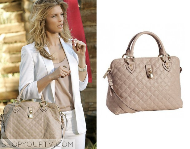 naomi beige quilted abag