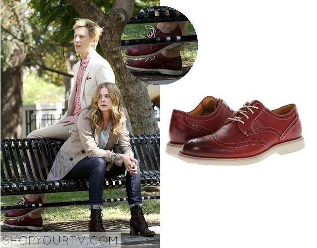 nolan red shoes
