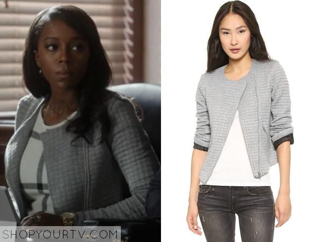 Shop your tv how to get away with murder season 1 episode 5 shop your tv how to get away with murder season 1 episode 5 michaelas grey jacket ccuart Images