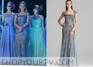 Pretty Little Liars: Season 5 Episode 13 Alison's Embellished Mermaid Gown